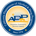 California Department of Alcohol and Drug Programs